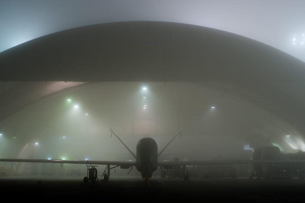 Hangar IVW